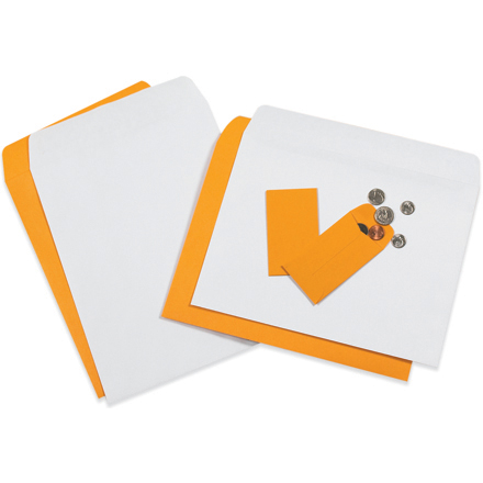 Gummed Envelopes - Booklet