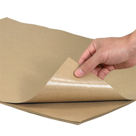 Poly Coated Kraft Paper Sheets