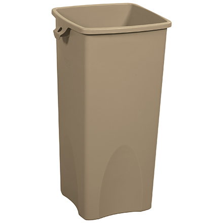 Rubbermaid<span class='rtm'>®</span> Hands-Free Trash Can - 23 Gallon, Beige